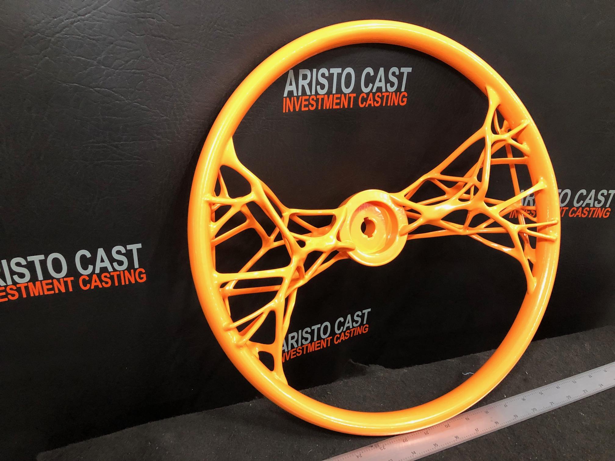 specialty steering wheel