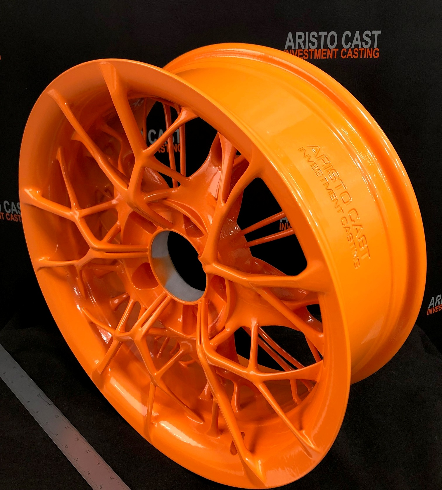 aluminum specialty wheel