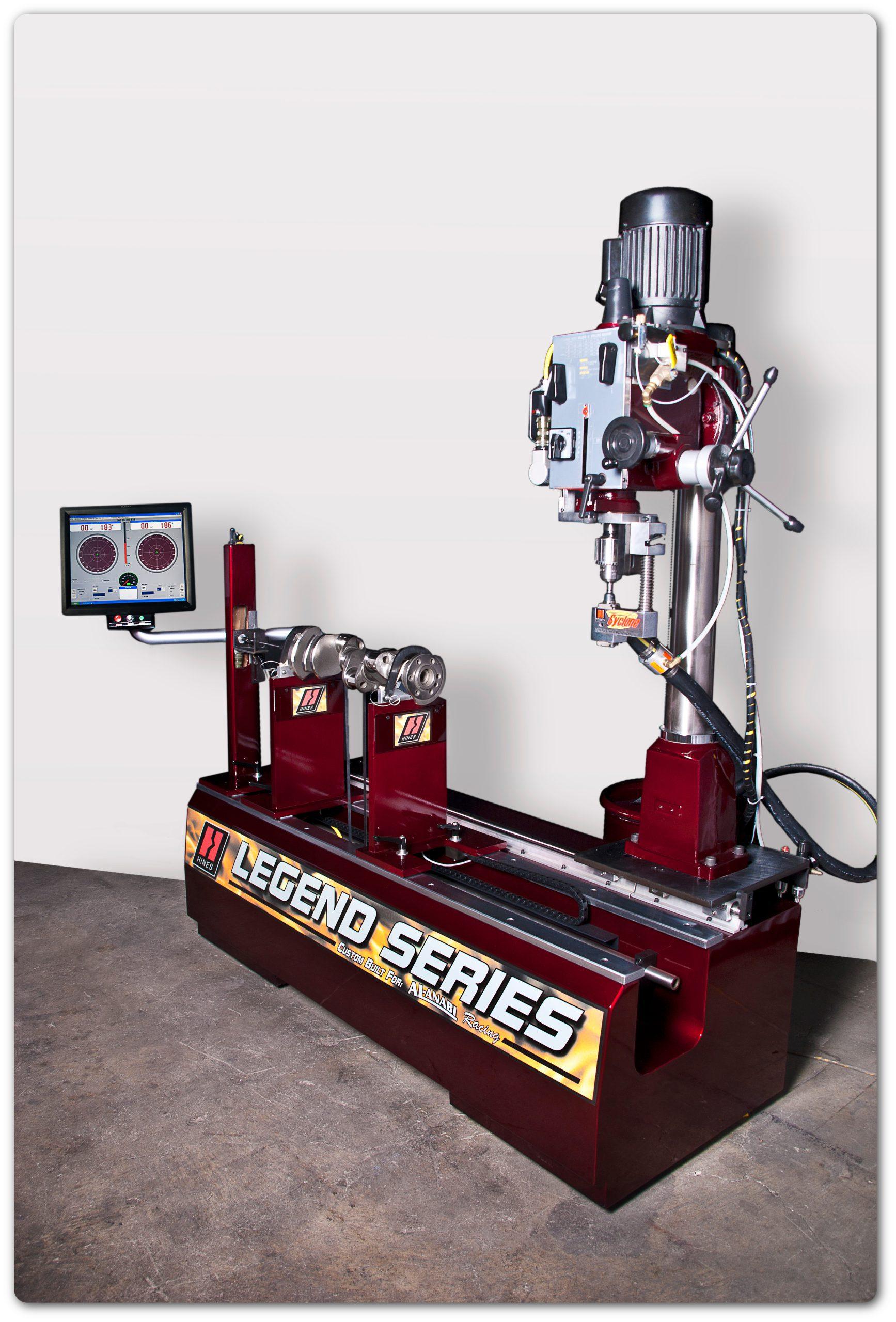 legend series engine balancer