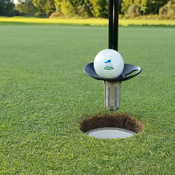 golf ball tender